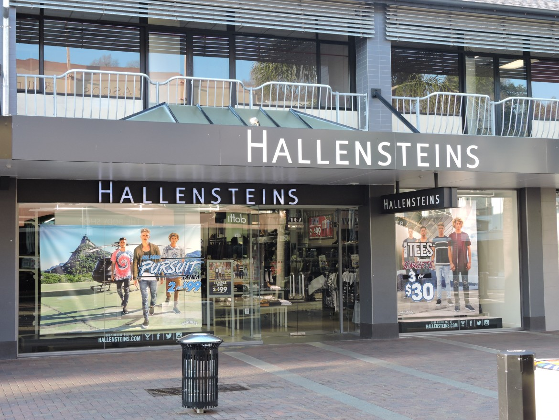 Hallensteins